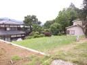 共同菜園予定地。