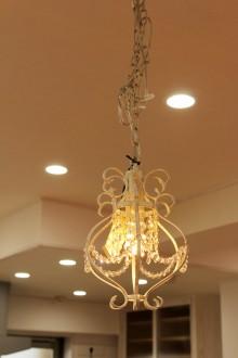 アンティークペンダント照明