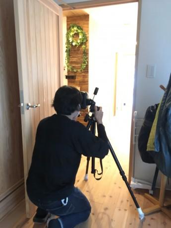 カメラマンの児玉さん