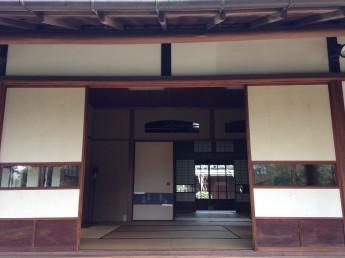 旧朝倉邸_奥行と層1