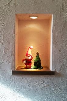 クリスマスのニッチ
