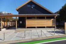 埼玉県志木市の住宅施工事例大屋根の家