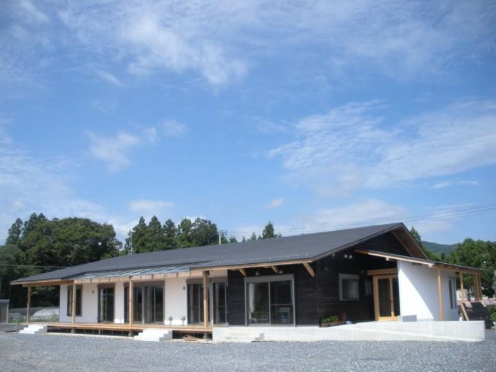 震災復興プロジェクト 前浜マリンセンター