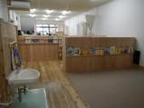 無垢杉の本棚