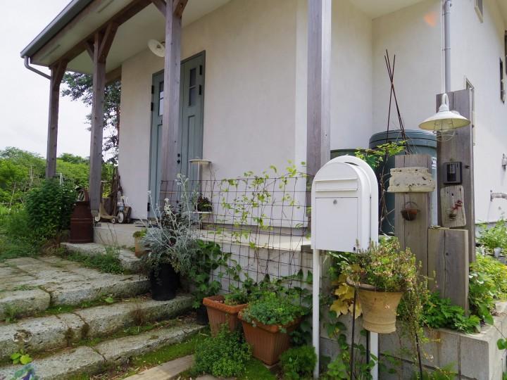 千葉県佐倉市の戸建て住宅事例まるでアンティークショップのような家