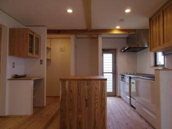 回れるキッチン