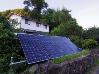 ソーラーパネル 太陽光発電