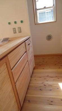 木製 キッチン