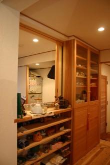 杉造作食器棚