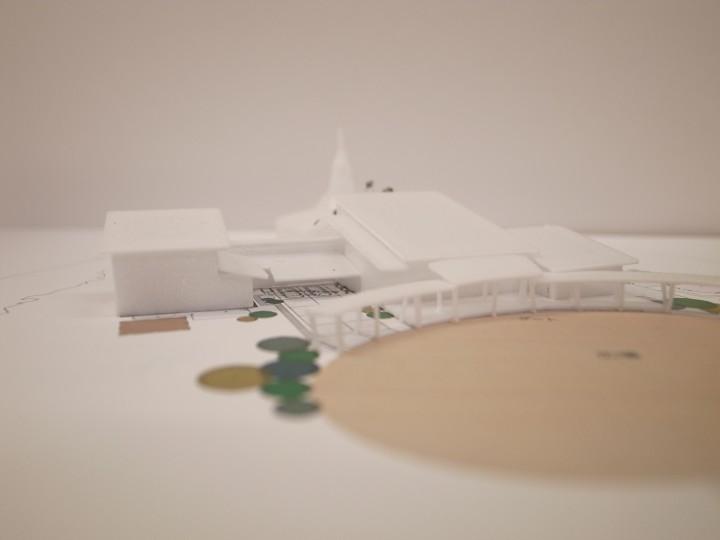 勝興寺PJ模型
