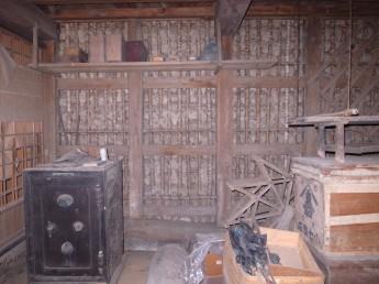 竹小舞による土壁