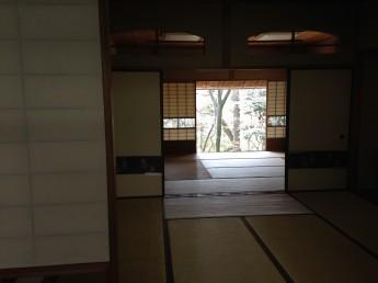 旧朝倉邸_奥行と層2