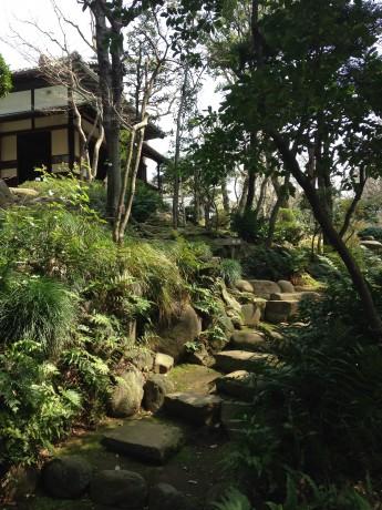 旧朝倉邸_庭園